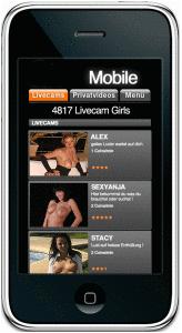 mobil sexcam